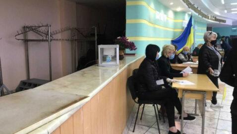 На Сумщине организовали фальшивый избирательный участок