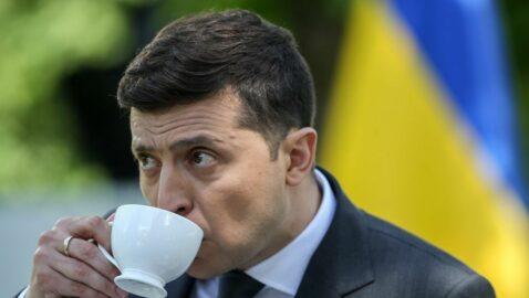 КСУ открыл производство о штрафе Зеленского за нарушение карантина