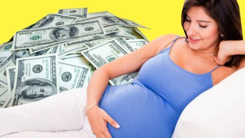 Украинка под видом суррогатного материнства продала семье из Китая собственного ребёнка