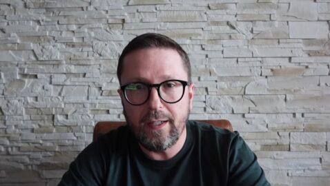 Шарий ответил СБУ на обвинения в сотрудничестве с фейковым горсоветом (видео)