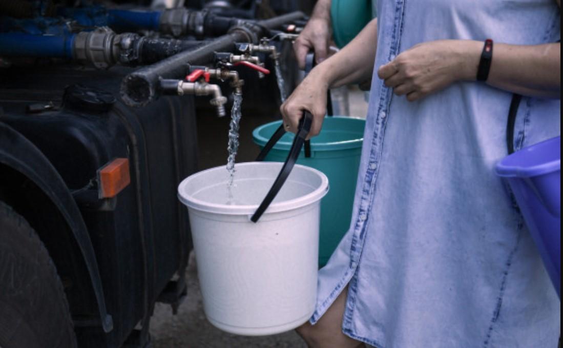 МинВОТ: в ОРЛО наблюдается острый дефицит питьевой воды, по сути – геноцид