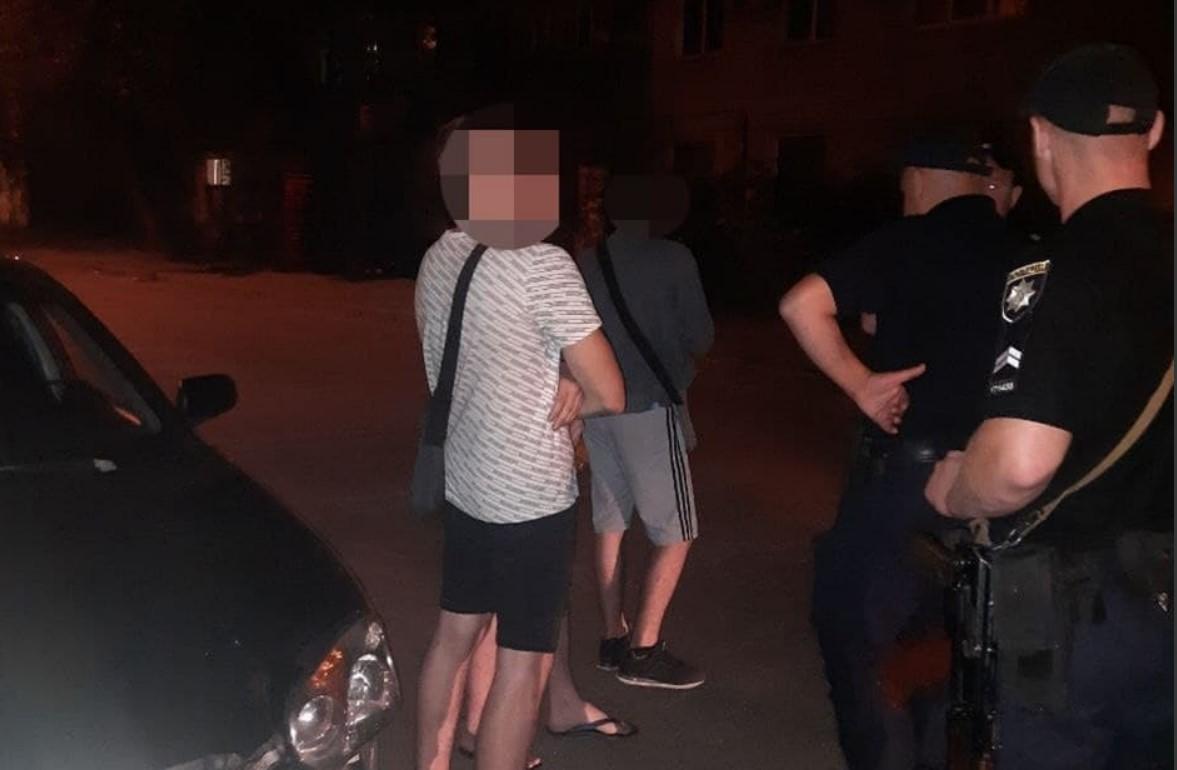 В Николаеве произошла массовая драка со стрельбой (фото)
