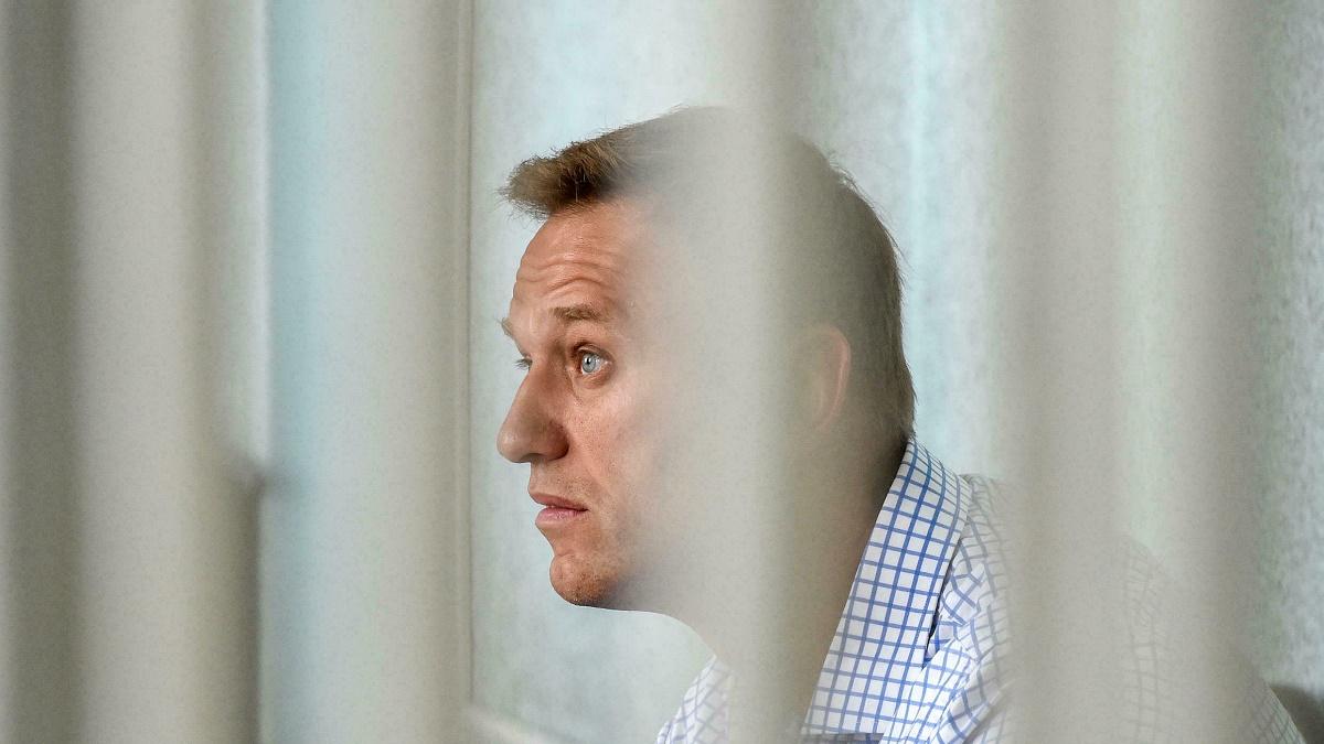 Навальный дал интервью The New York Times из колонии
