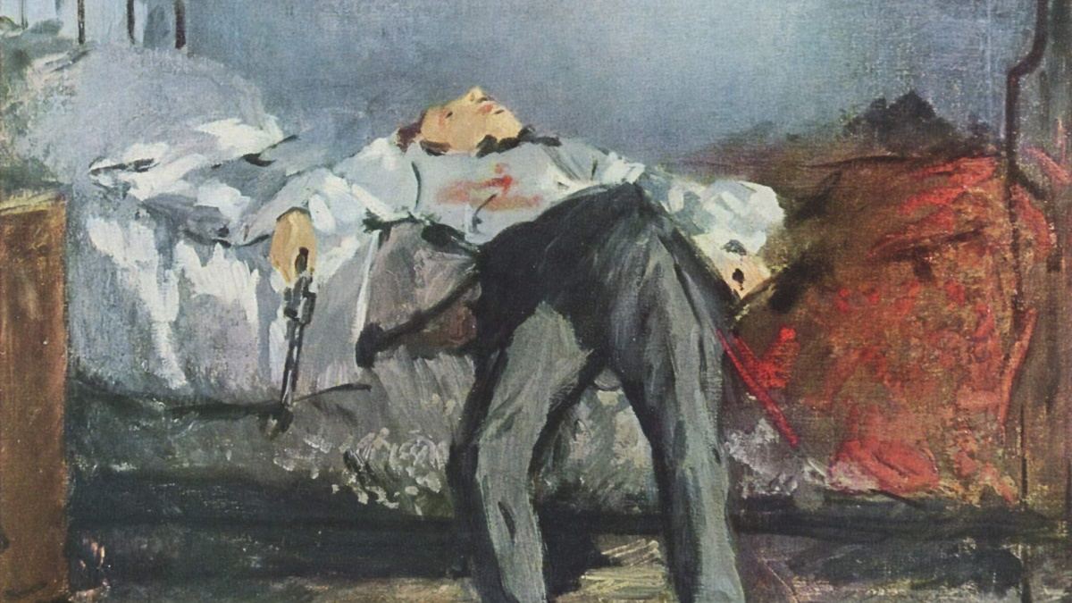В Запорожье мужчина выжил после того, как пытался убить себя двумя способами