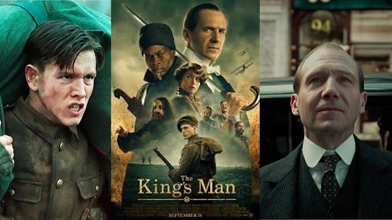 Распутин и «Калинка-малинка»: вышел трейлер «King`s man: Начало» (видео)