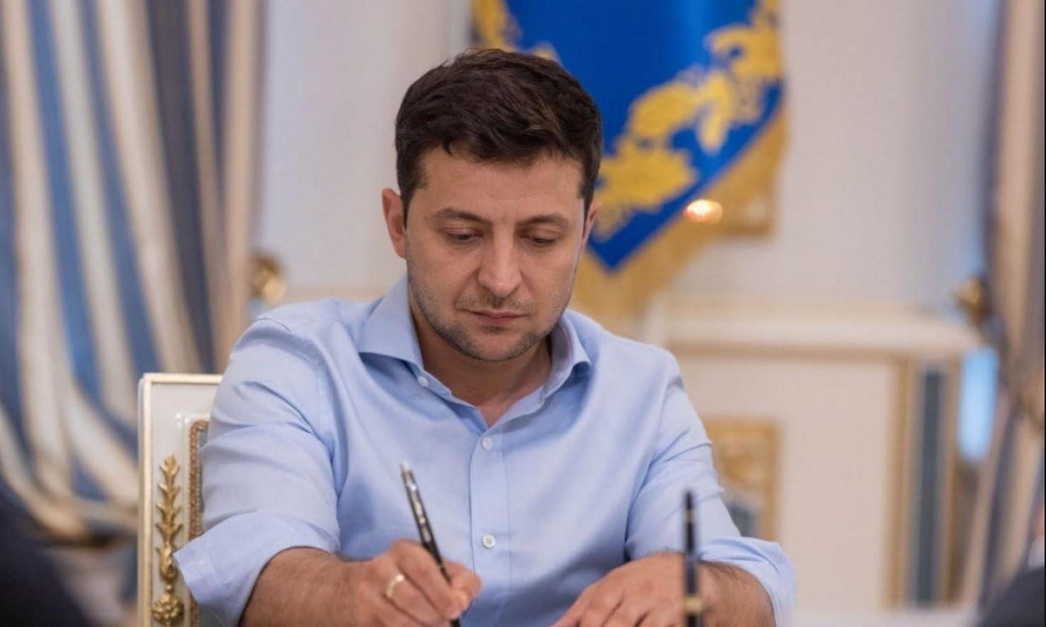 Зеленский назначил Чауса главой Черниговской области