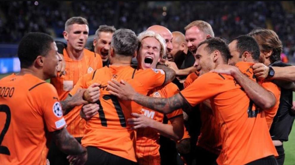 «Шахтер» сыграл вничью с «Монако» и вышел в групповой этап Лиги чемпионов (фото)