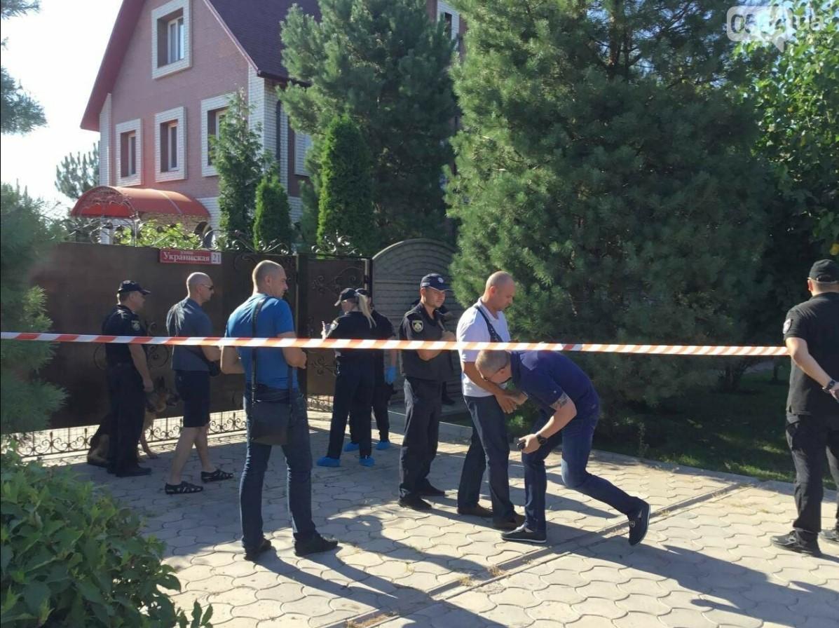 В МВД назвали три версии гибели мэра Кривого Рога