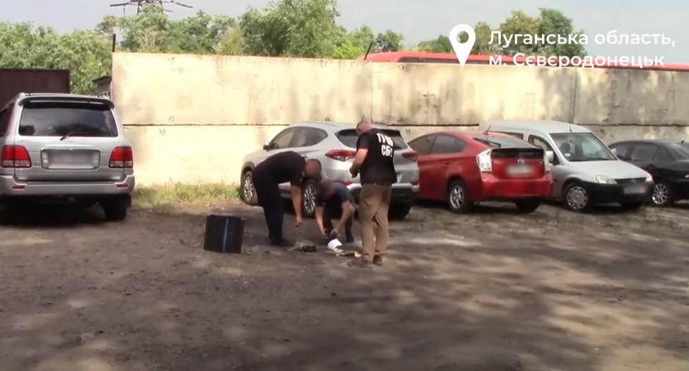 СБУ заявила о разоблачении «агентов ЛНР», готовивших теракты в Украине (видео)