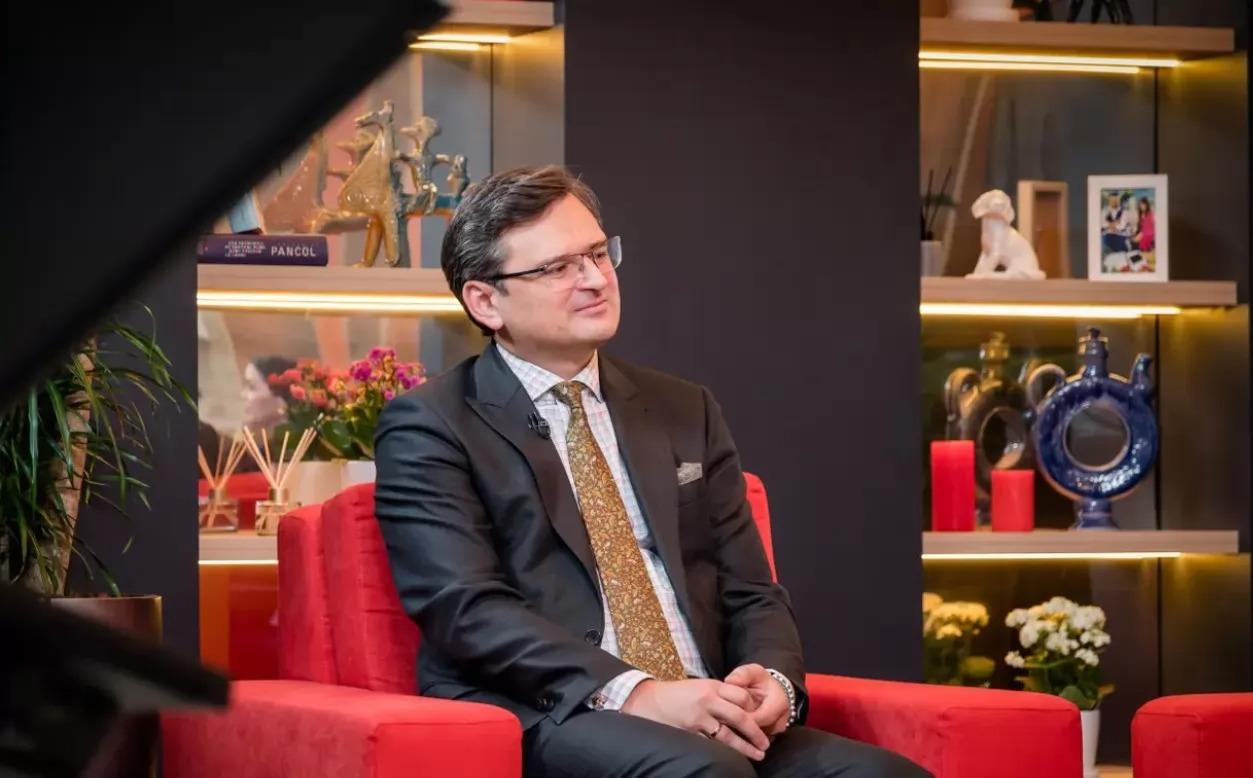 Кулеба: Запад начинает понимать, что Украина не является частью «русского мира»