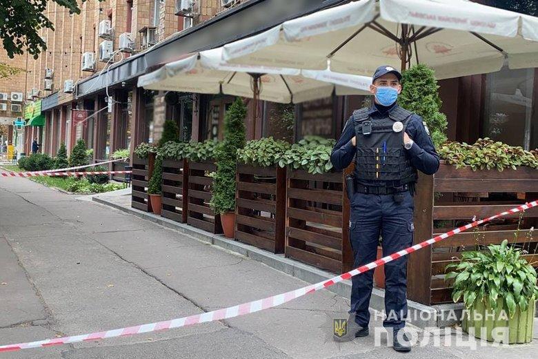 Появилось видео убийства бизнесмена в Черкассах (18+)
