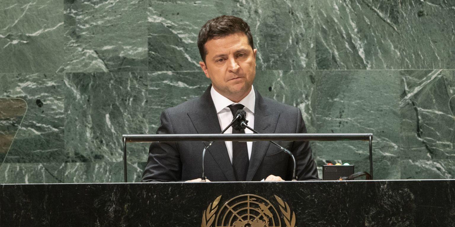 «Проорали с клоуна от души»: как соцсети отреагировали на выступление Зеленского в ООН