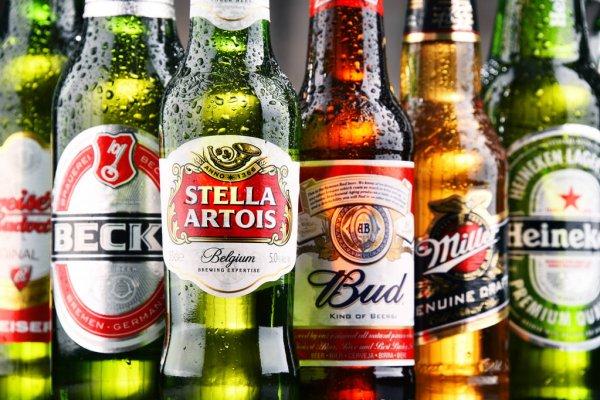 Стало известно, какое пиво популярнее всего в разных странах мира — составлена карта