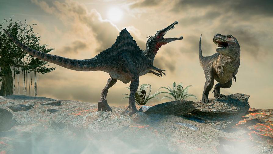 Британские ученые рассказали, как вулканы привели к процветанию динозавров