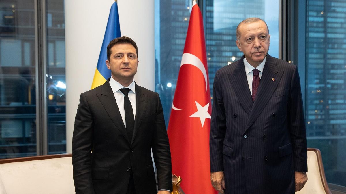 Зеленский попросил Эрдогана «замолвить слово» перед Путиным — Кулеба