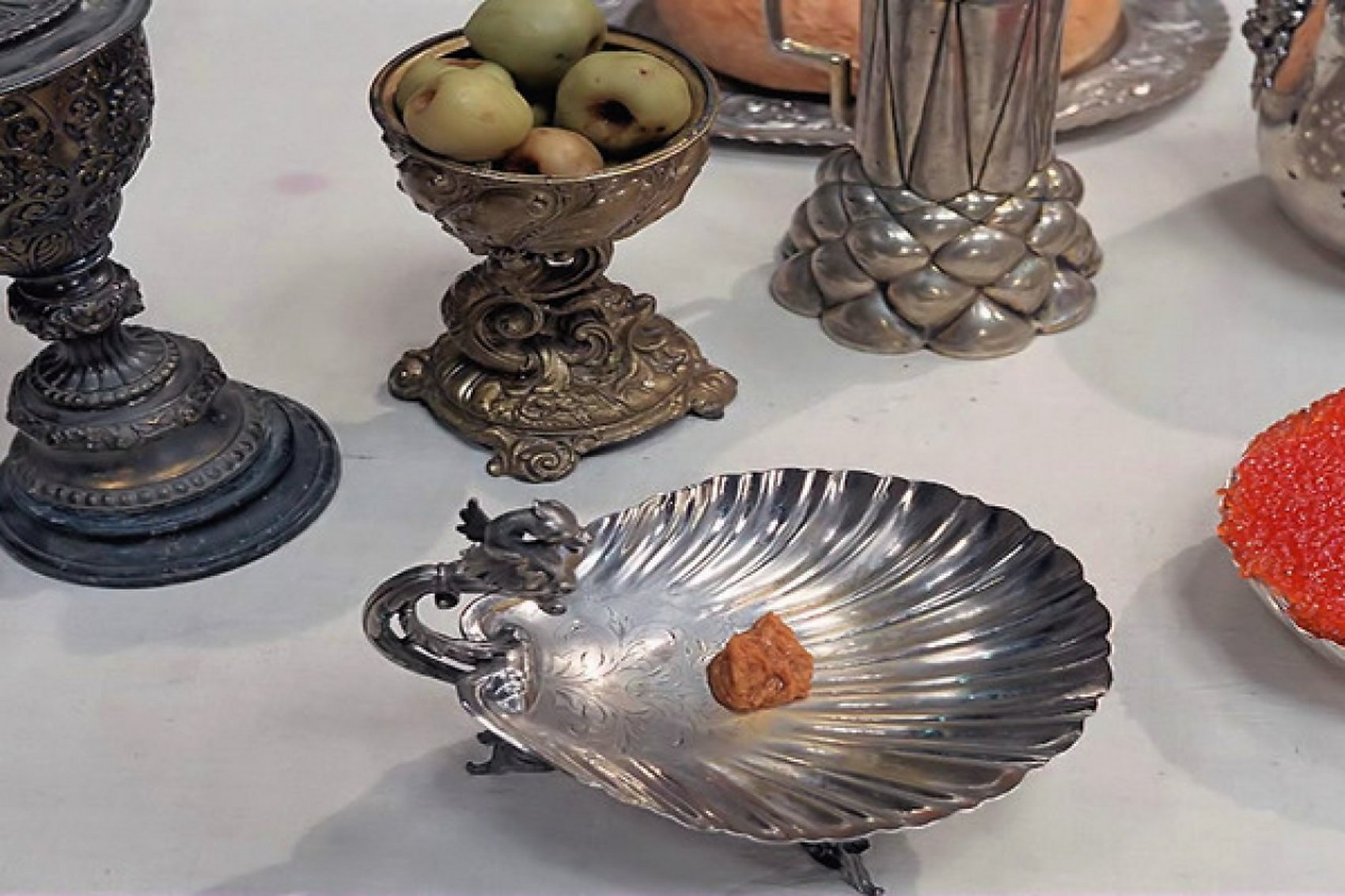 Стали известны обновлённые цены в столовой Верховной рады