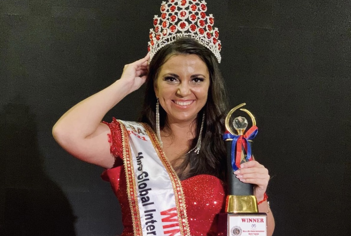 «Без поддержки государства»: украинская модель победила на конкурсе «Мисс Мира Plus Size» (фото)