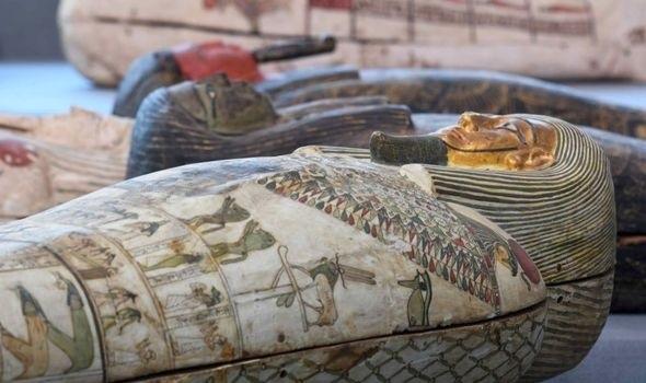 Лица трех египетских мумий восстановили по ДНК (фото)