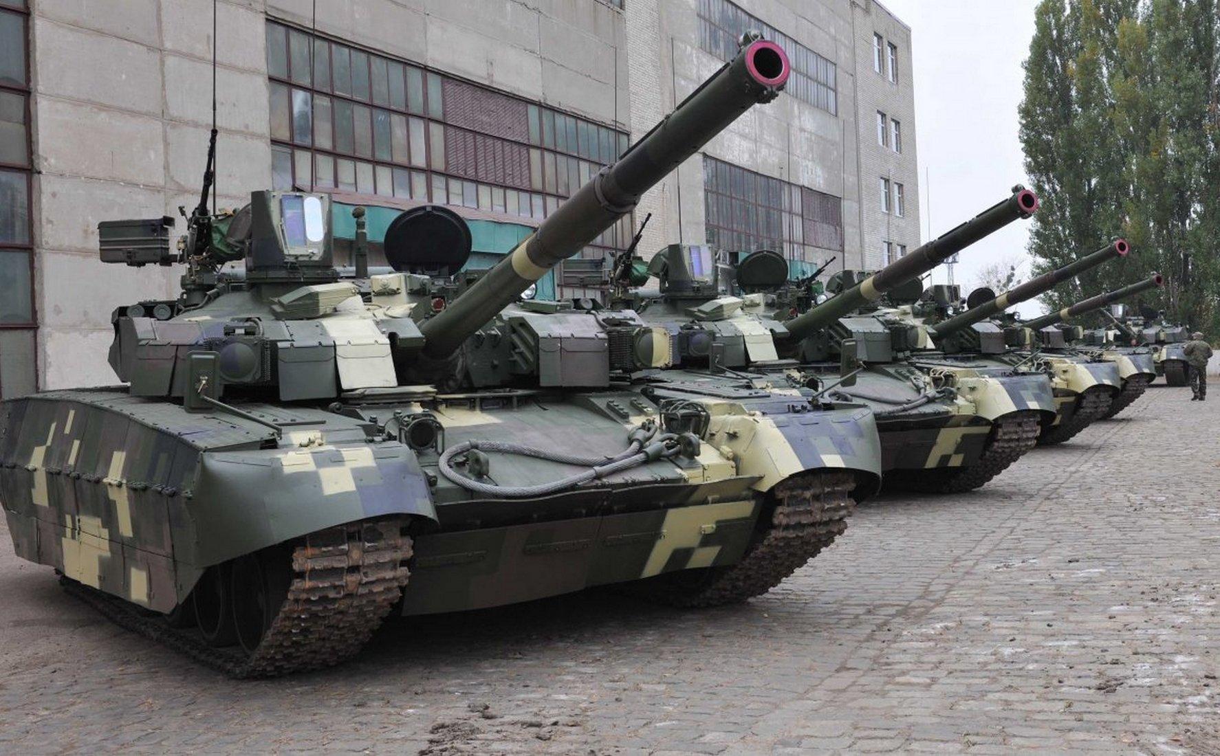 В Харькове рассмотрят дело о краже документации на танки «Оплот» для ВС РФ