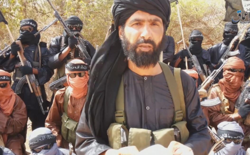 Макрон заявил о ликвидации главаря «ИГ в Большой Сахаре»