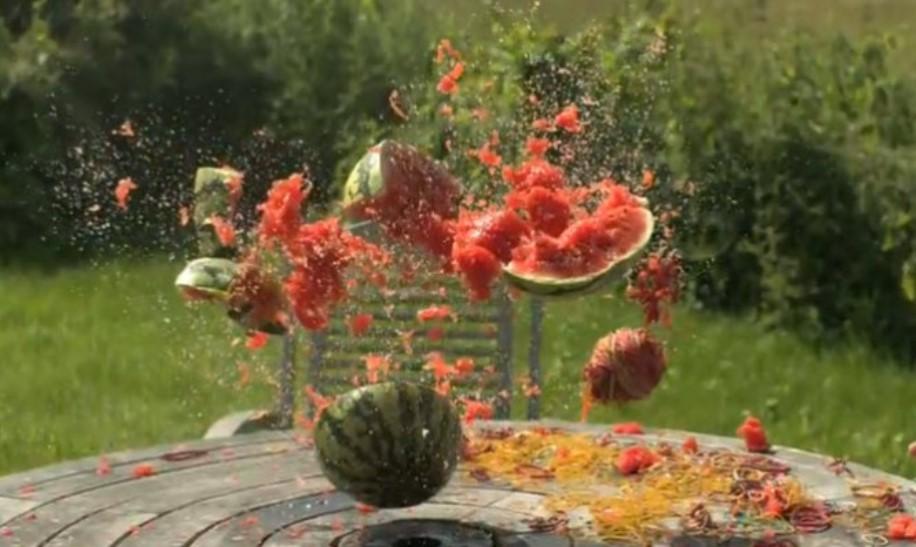 В Сети показали, как на Херсонщине уничтожают арбузы (видео)