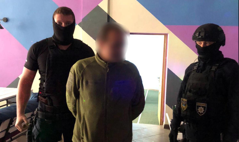 На Херсонщине обезвредили мужчину, угрожавшего взорвать свой дом