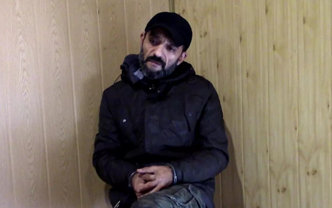 ФСБ сообщила о задержании узбекистанца, работавшего на украинских силовиков (видео)
