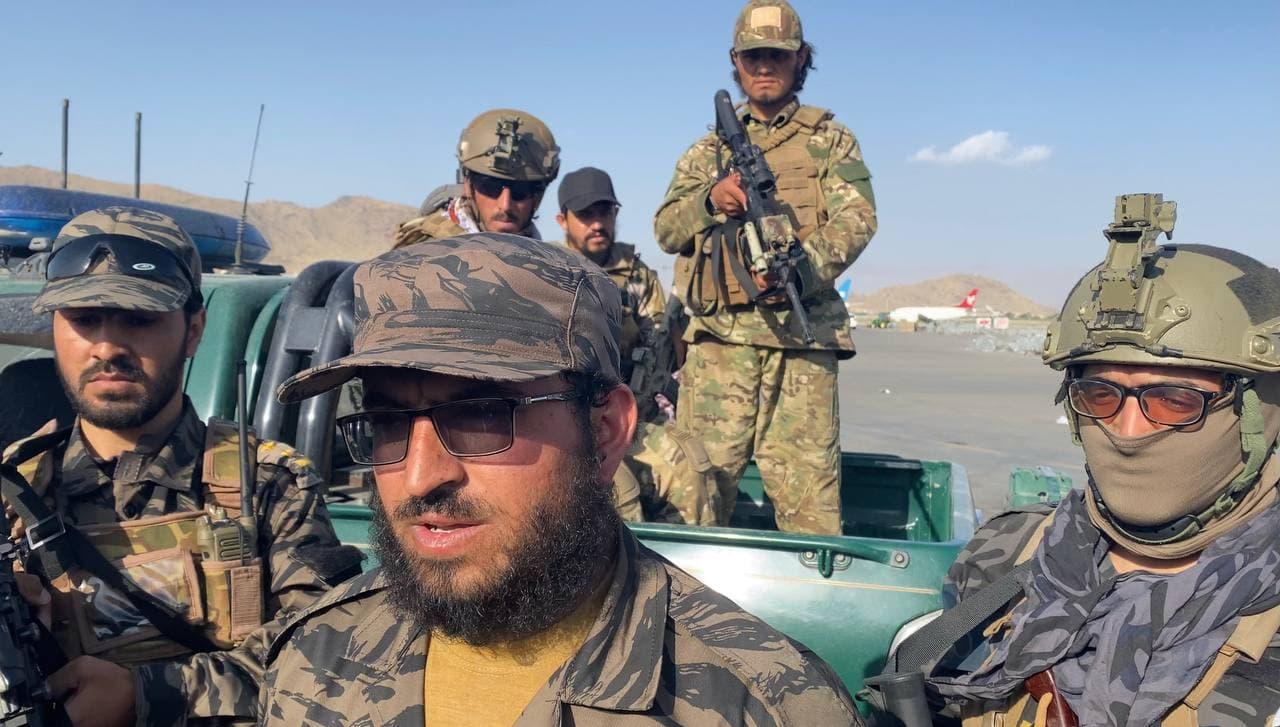 Талибы пообещали заботиться о служебных собаках, брошенных ВС США в Афганистане