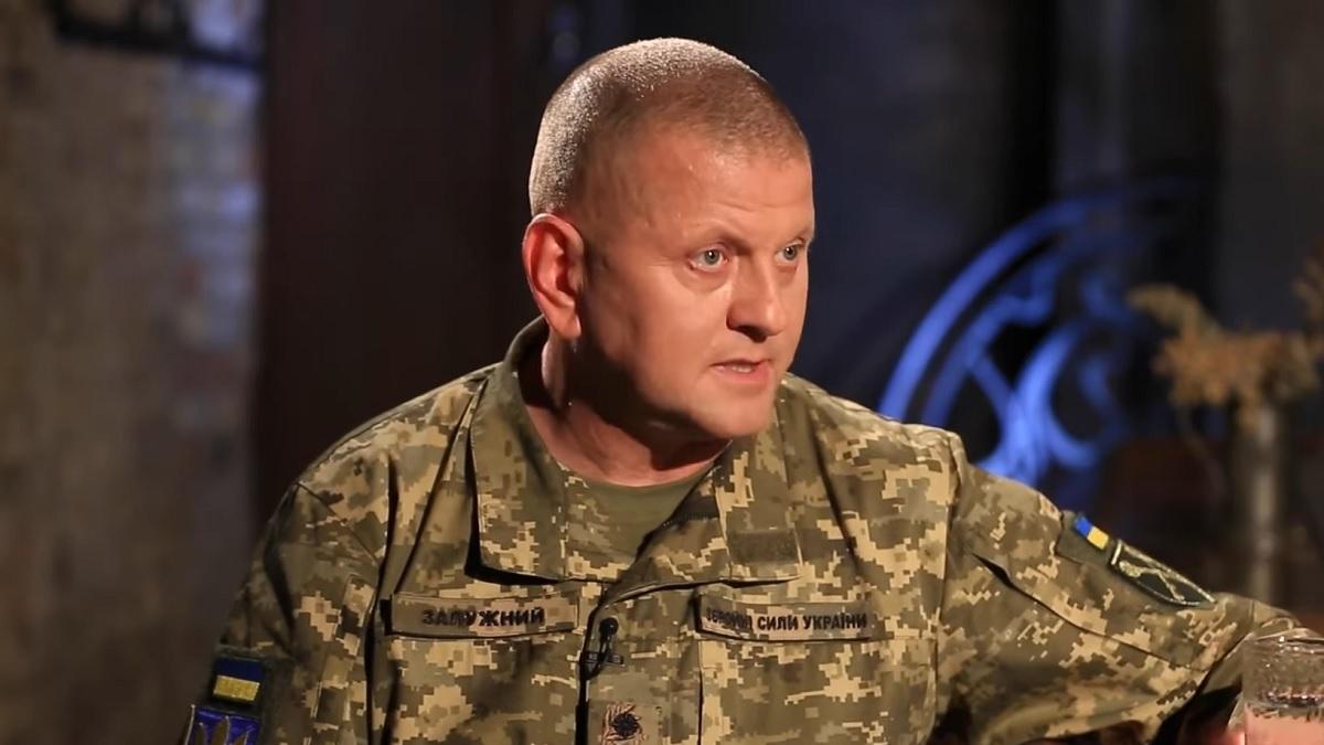 Главнокомандующий ВСУ о кричалке «Путин — х**ло» на репетиции парада: «Они сказали правду»