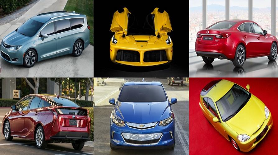Аналитики назвали ТОП-10 самых популярных автомобилей в мире за 2021 год
