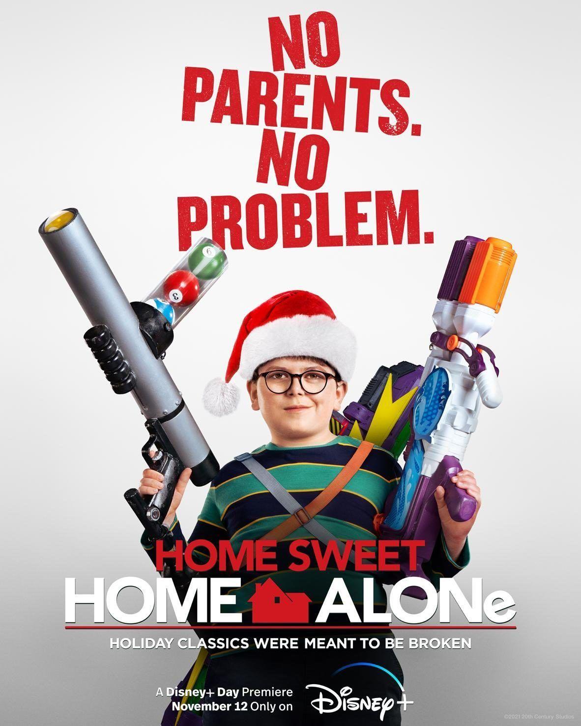 Disney представила трейлер ремейка «Один дома» (фото, видео) - 1 - изображение