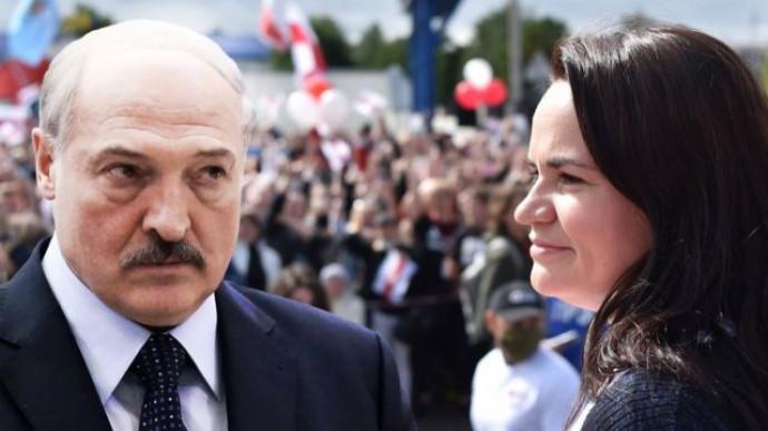 «Персонаж в женском роде»: Лукашенко отказался обсуждать Тихановскую