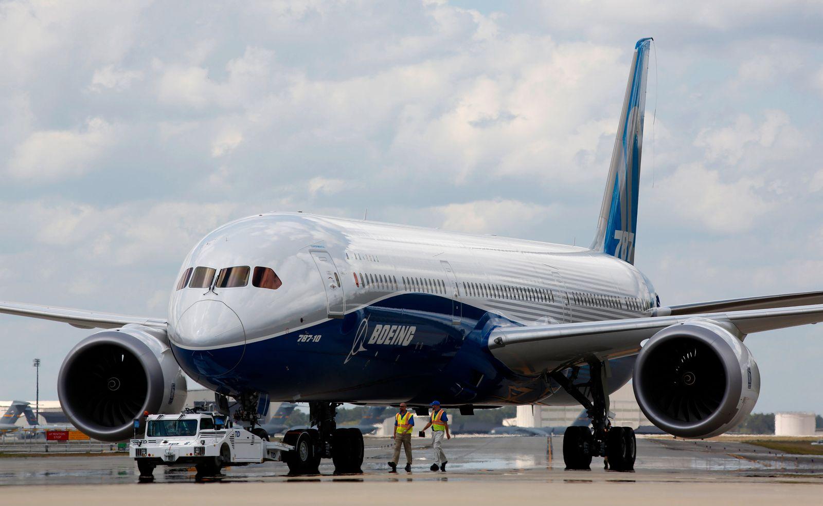 Boeing нашла новые дефекты в самолетах 787 Dreamliner — СМИ