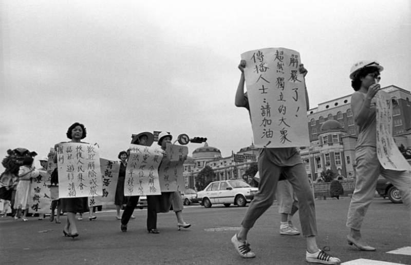 Китайские истребители в небе Тайваня: как КНР не дает свободу своему острову и при чем тут США - 2 - изображение