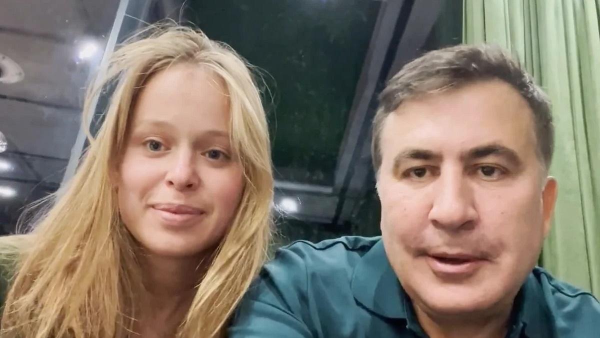 Саакашвили из грузинской тюрьмы рассказал о «большой любви» с нардепом Ясько