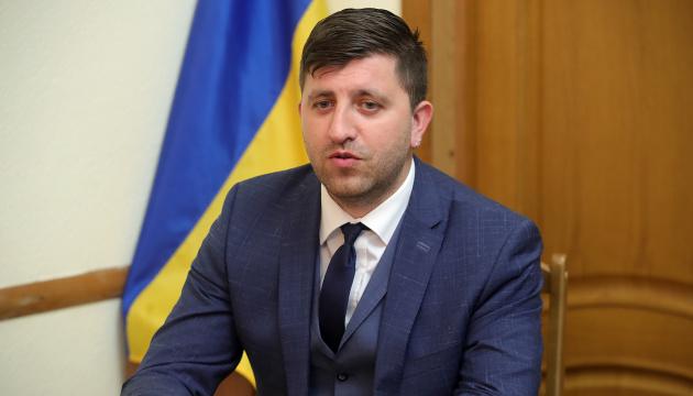 В Киеве обстреляли автомобиль главы Госархива