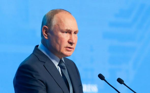 Путин прокомментировал призывы политиков Украины национализировать газ