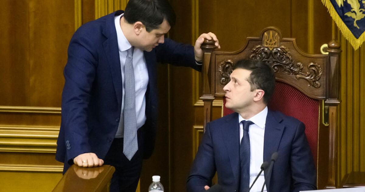 Разумков намекнул на президентские амбиции