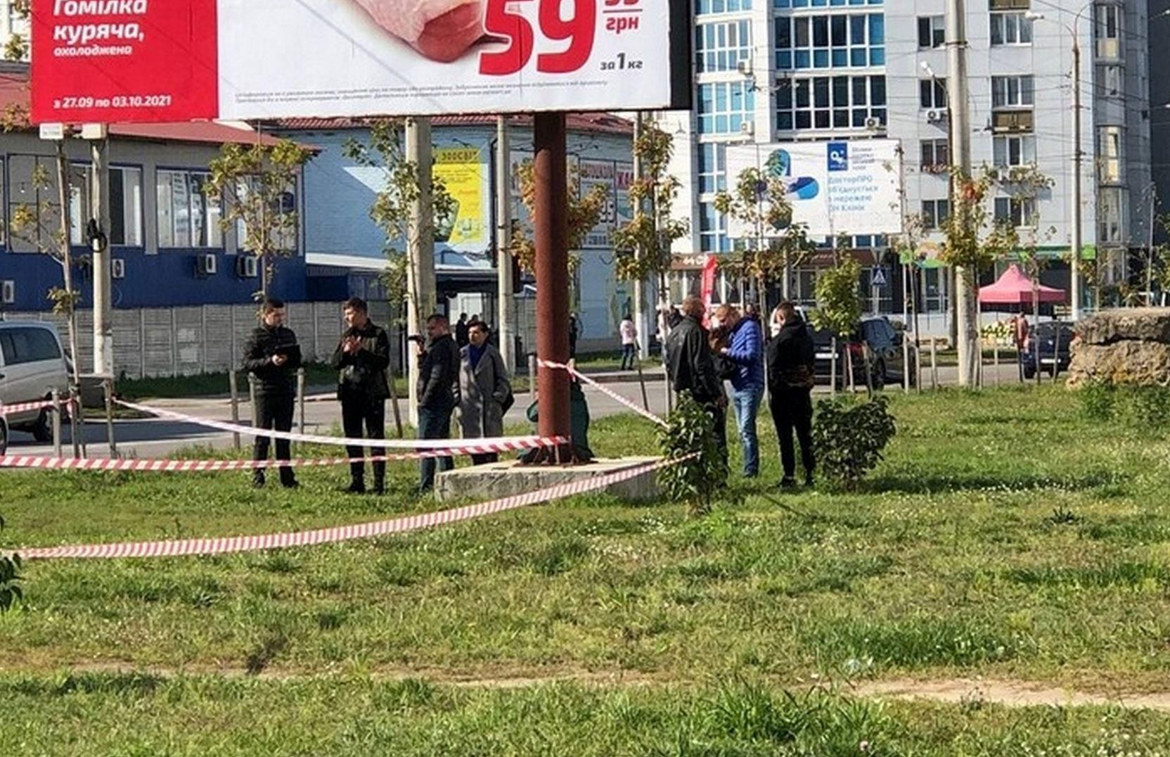 В Чернигове ночью напали на полицейских, один правоохранитель погиб