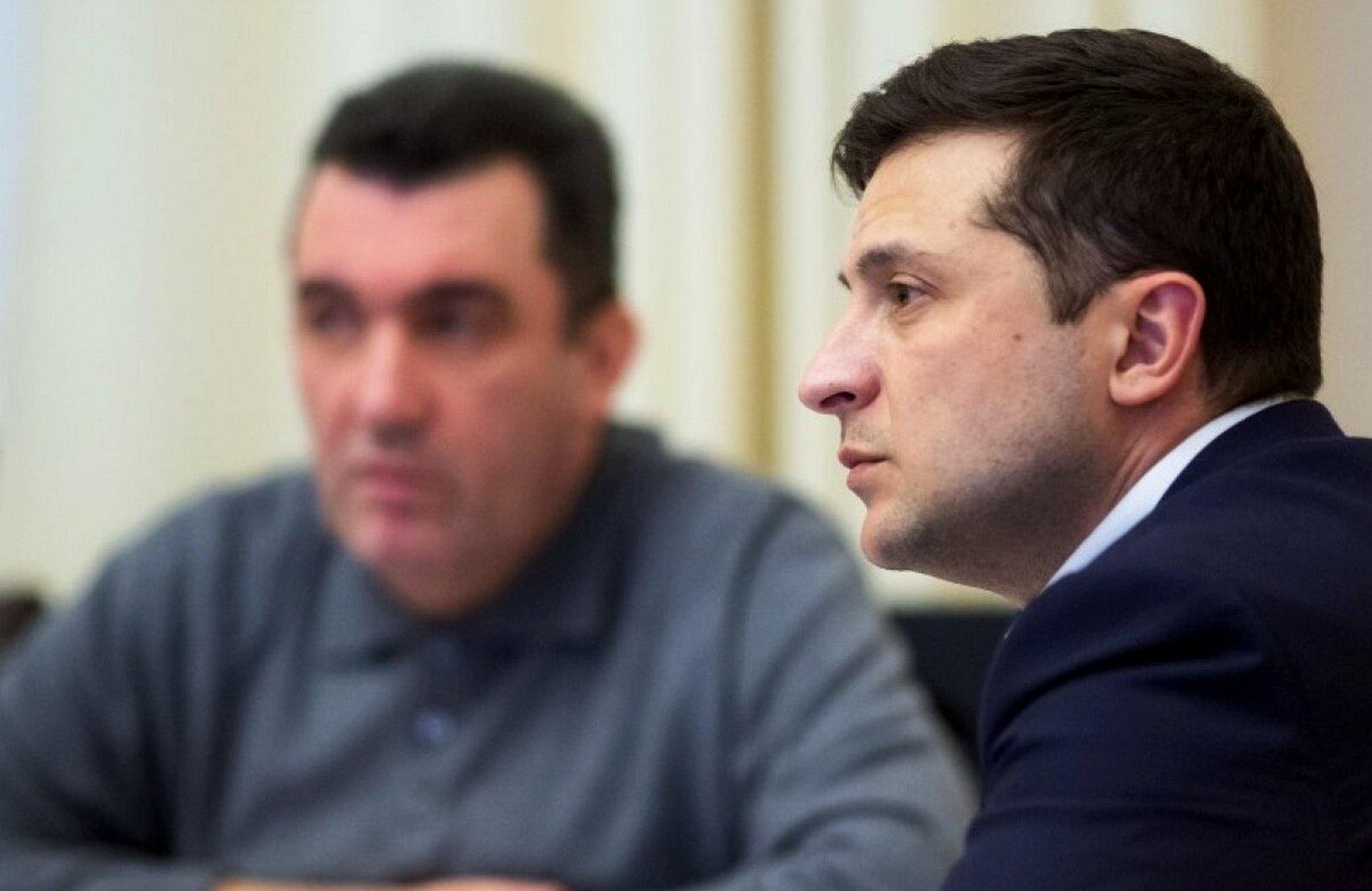 Данилов ответил на вопрос об офшорах Зеленского (видео)