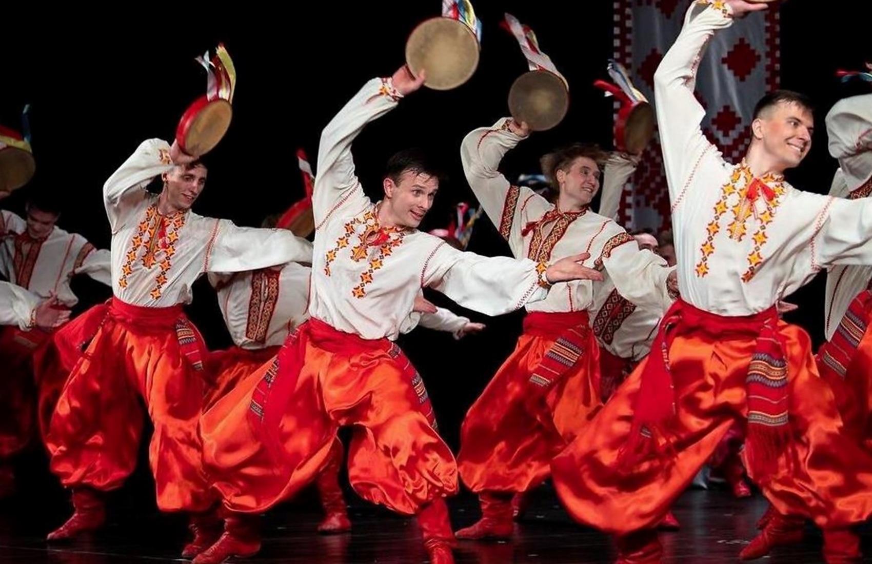В России проведут фестиваль украинской культуры