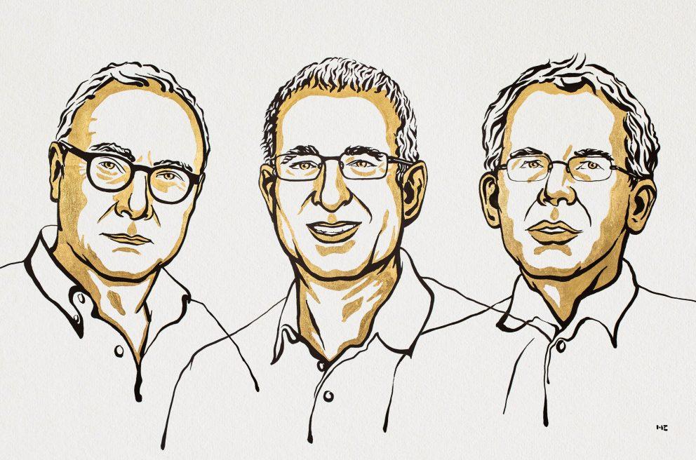 Стали известны лауреаты Нобелевской премии по экономике в 2021 году