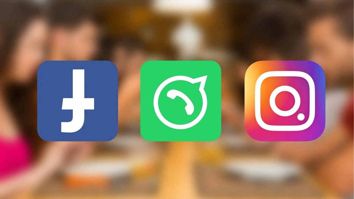В работе Facebook, WhatsApp и Instagram произошел масштабный сбой