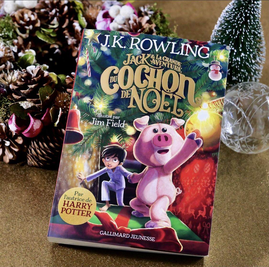«Рождественский поросенок»: Джоан Роулинг выпустила новую книгу (фото, видео) - 1 - изображение