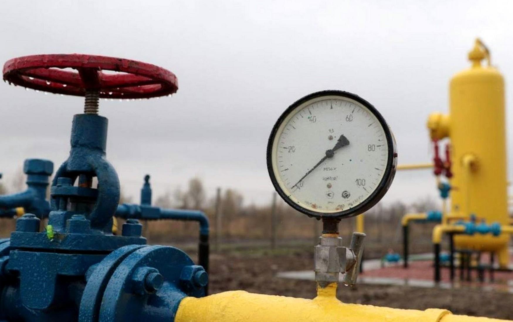 Газовая ловушка для Украины