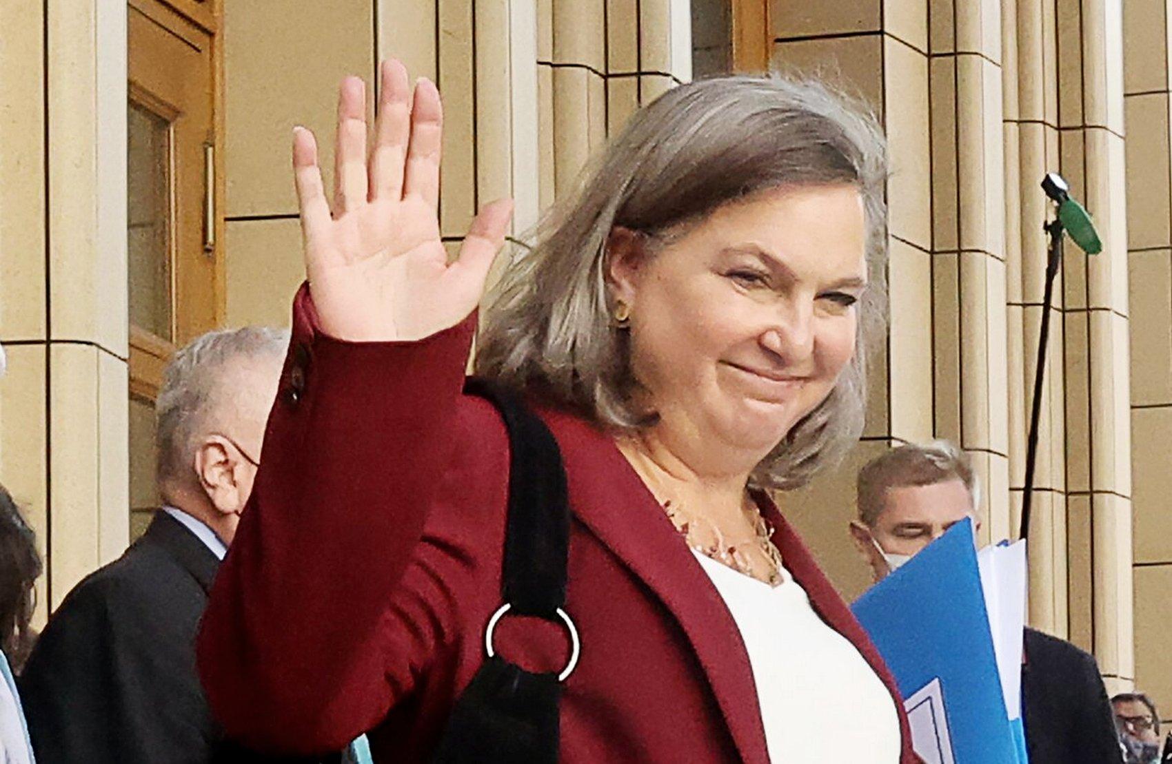 В Белом доме переговоры Нуланд в Москве назвали «конструктивными»