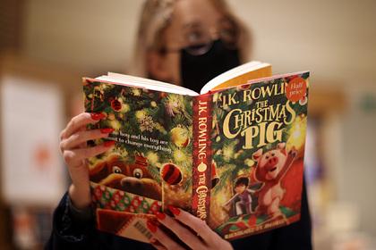 «Рождественский поросенок»: Джоан Роулинг выпустила новую книгу (фото, видео) - 2 - изображение