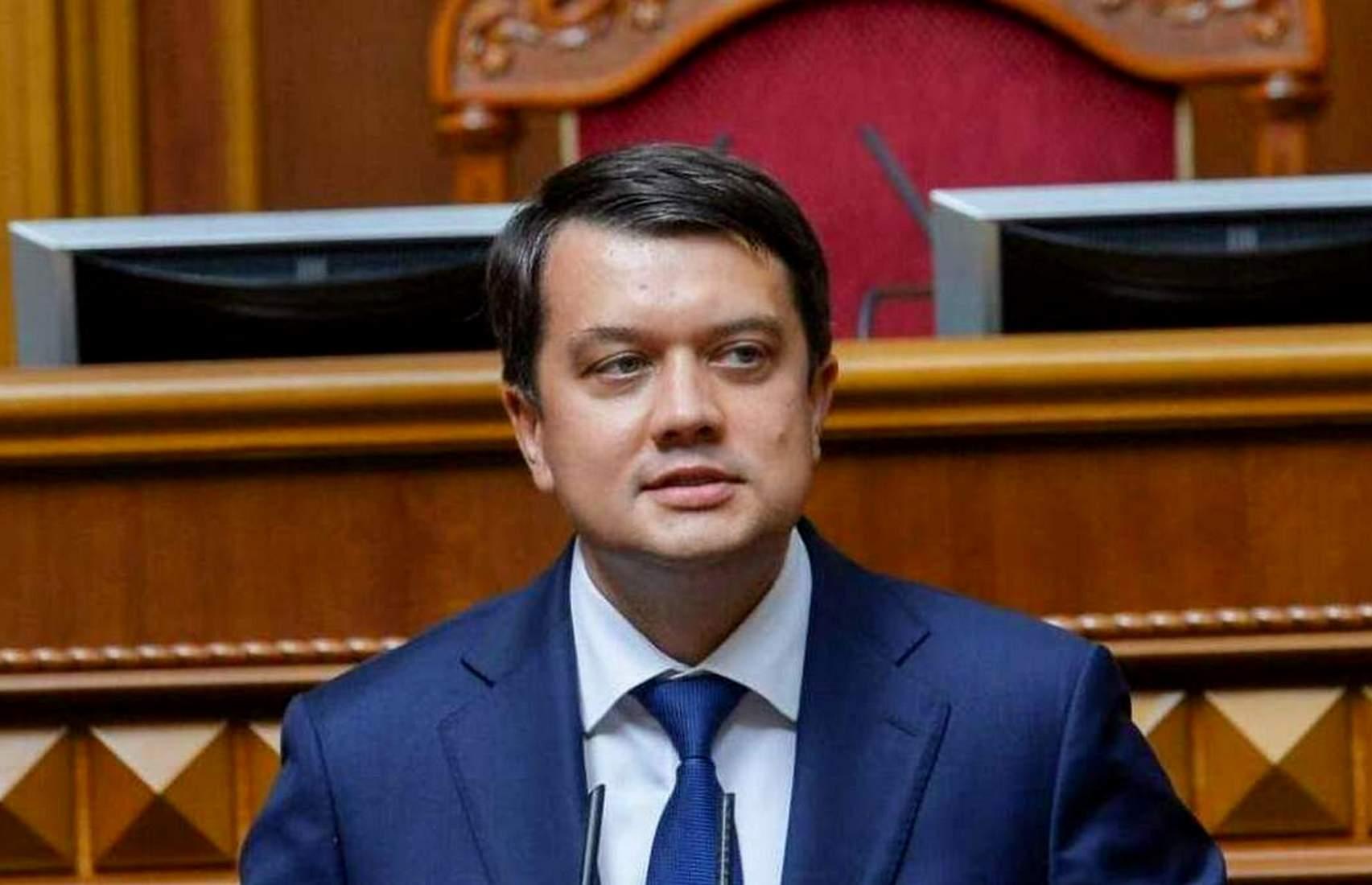 Разумков сообщил о БДСМ-коалиции в Раде (видео)