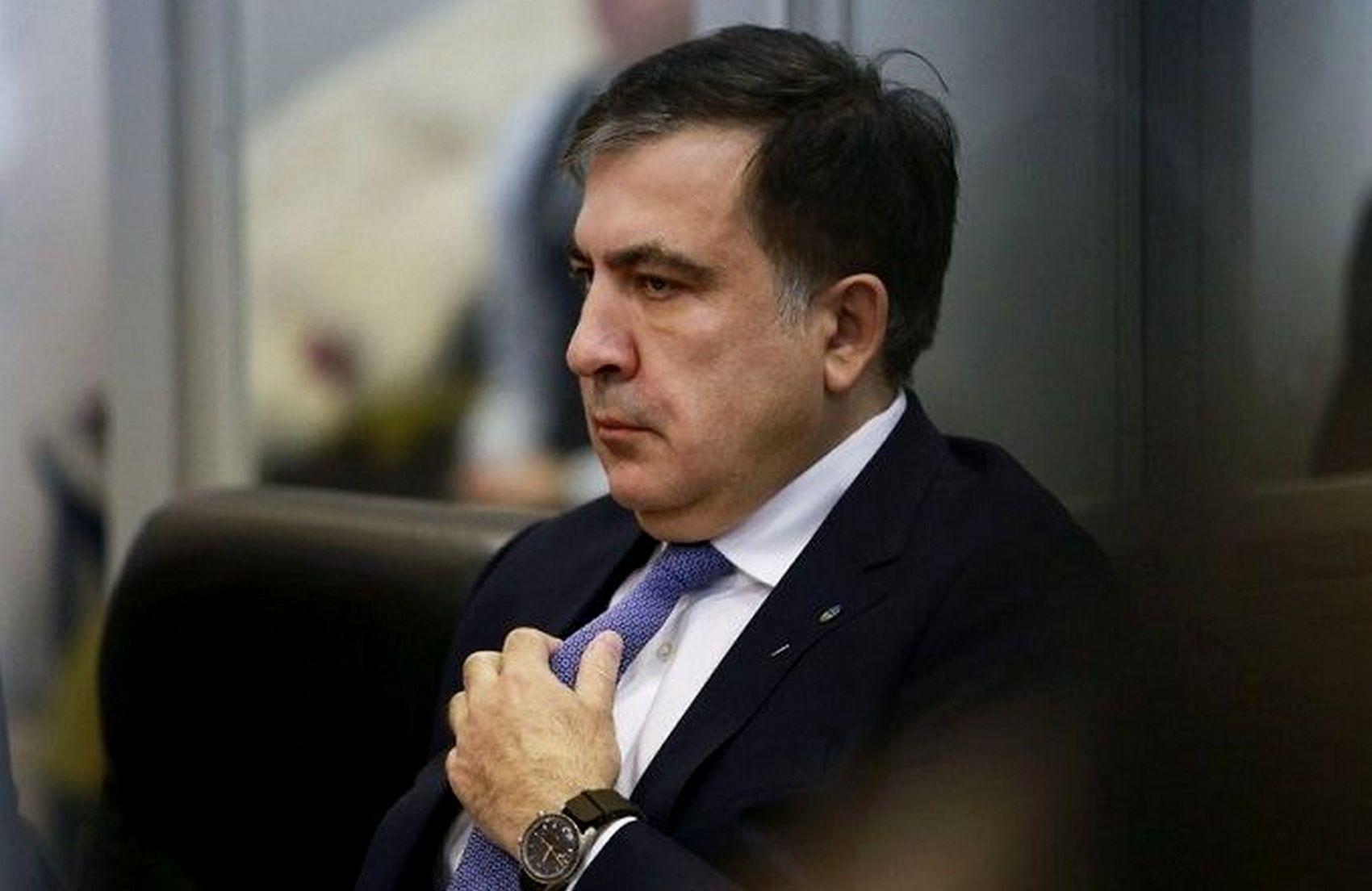 За здоровьем Саакашвили будет следить специальная группа врачей