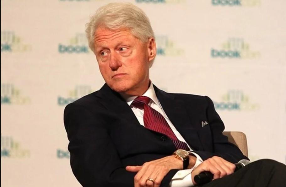 В США госпитализировали Билла Клинтона